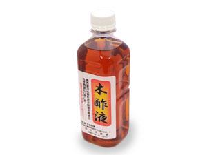 老人性イボに木酢液
