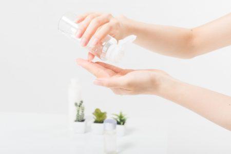 ハトムギ化粧水 使い方